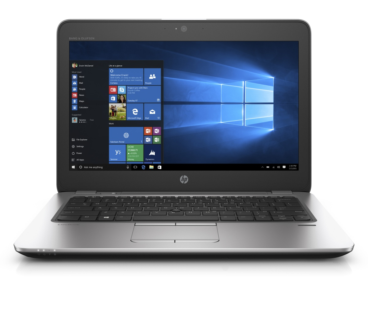 "HP EliteBook 820 G3 12.5"" HD /i5-6200U/4GB/500GB/WIFI/BT/MCR/FPR/3RSer"