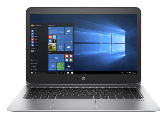 "HP Folio 1040 G3 14"" FHD/i5-6200U/8GB/256SSD/DP/WIFI/BT/4G/NFC/MCR/FPR"